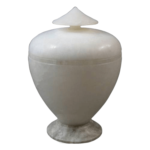 Reverie Alabaster Child Cremation Urn