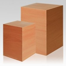 Ridgewood Oak Pet Cremation Urns