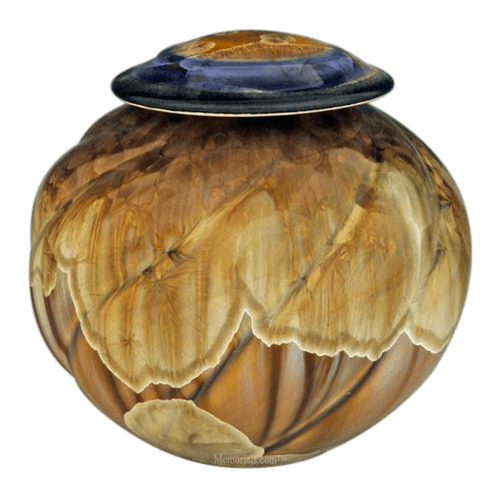 Rino Pet Porcelain Cremation Urn