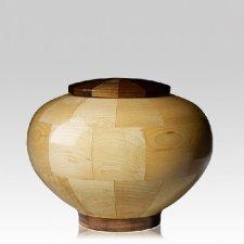Rioblanco Medium Wood Urn