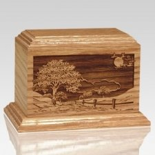 Road Home Keepsake Cremation Urn