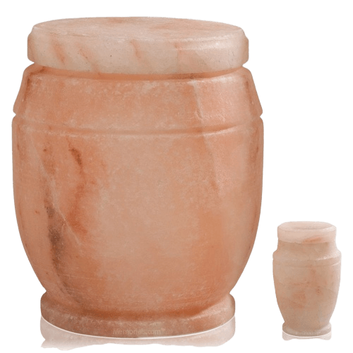 Rocksalt Biodegradable Cremation Urns