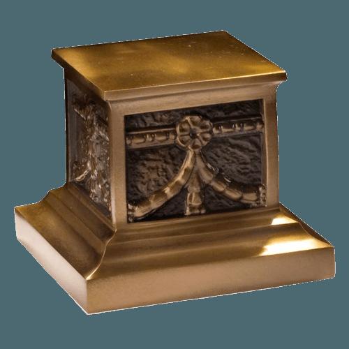 Roman Bronze Cremation Urn