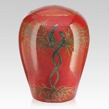 Roots Ceramic Companion Urn
