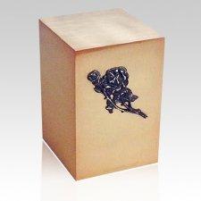 Rosario Bronze Cremation Urn