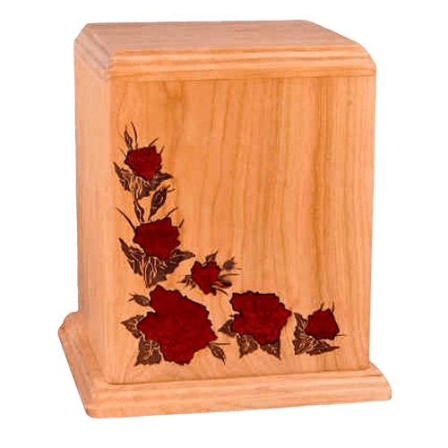 Rose Large Child Cremation Urn
