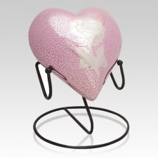 Rose Heart Cremation Urns