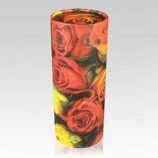 Rose Pet Scattering Urn