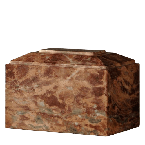 Rosemary Infinity Marble Cremation Urn