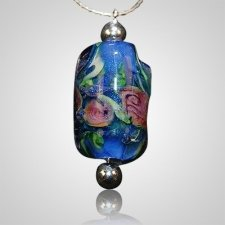 Roses Pet Cremation Pendant II