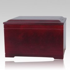 Rosewood Companion Cremation Urn