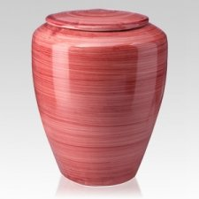 Rosso Ceramic Companion Urn