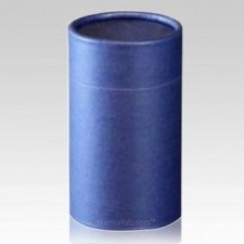 Royal Blue Pet Scattering Urn