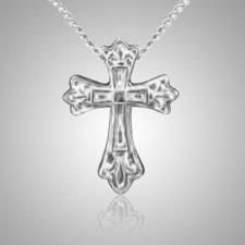 Royal Cross Keepsake Pendant