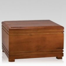 Royal Wood Cremation Urn