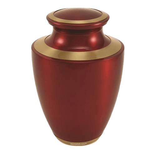 Ruby Solaris Cremation Urn