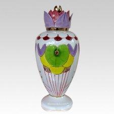 Ruby Sun Cremation Urn