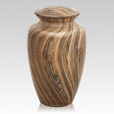 Rustic Cremation Urn