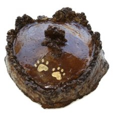Rustic Heart Pet Keepsake Urn