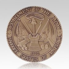 U.S. Army Medallion Collector Coin