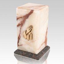 Stylus Mink Onyx Cremation Urn