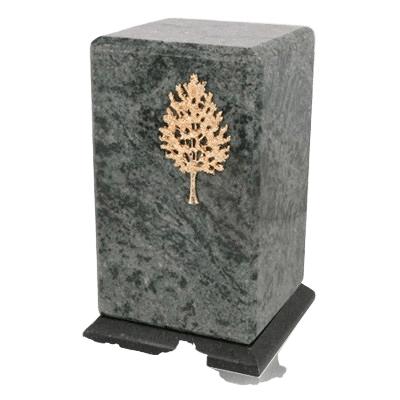 Grande Vert Jade Granite Cremation Urns