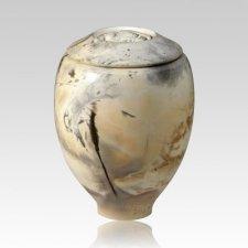 Exodus Ceramic Pet Cremation Urns