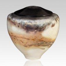 Flystone Ceramic Cremation Urns