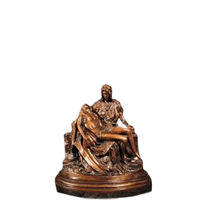 Pieta Bronze Keepsake Cremation Urn