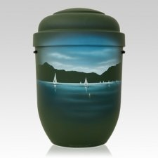 On The Lake Biodegradable Urn