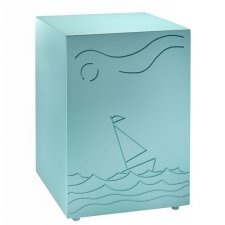 Sailing Away Cremation Urn