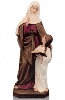 Saint Anne Fiberglass Statues