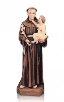 Saint Antonio Large Fiberglass Statues