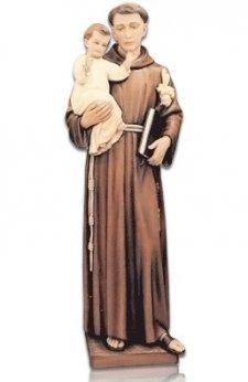 Saint Antonio X Large Fiberglass Statues