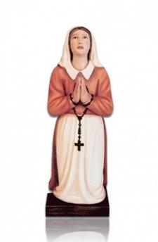 Saint Bernadette Small Fiberglass Statues