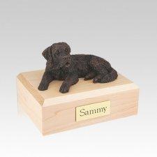 Saint Bernard Bronze Medium Dog Urn