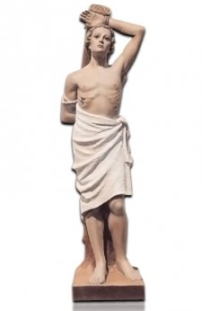 Saint Sebastiano Fiberglass Statues