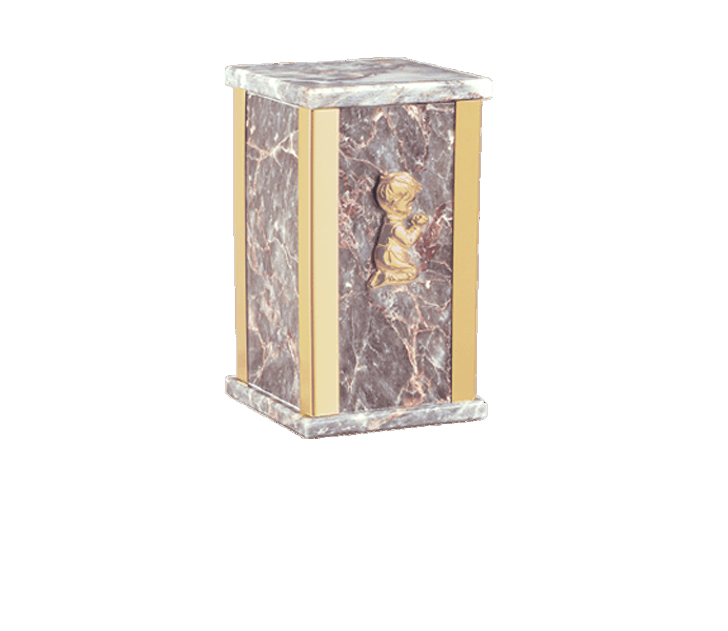 Salome Small Child Marble Cremation Urn