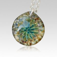 Saltwater Pet Cremation Pendant