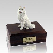 Samoyed Dog Urns