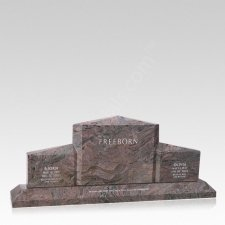 Sanctuary Companion Granite Headstone