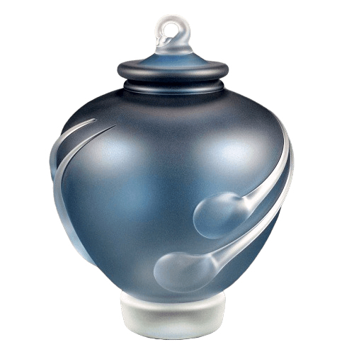 Sapphire Dream Child Urn