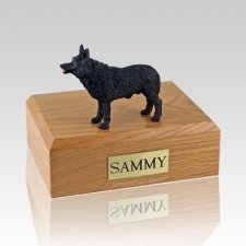 Schipperke X Large Dog Urn