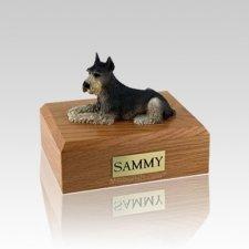 Schnauzer Tari Small Dog Urns