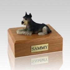 Schnauzer Tari X Large Dog Urn