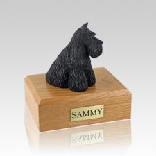 Scottish Terrier Medium Dog Urn
