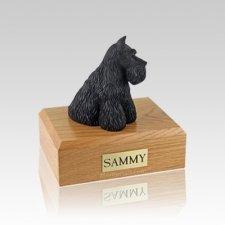 Scottish Terrier Small Dog Urn