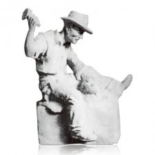 Sculptor Marble Statues