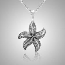 Sea Star Keepsake Pendant