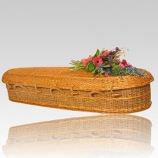 Seagrass Green Casket